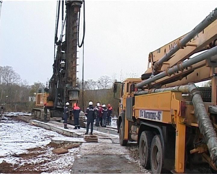Дома в районе строительства путепровода в Чистые пруды расселили.