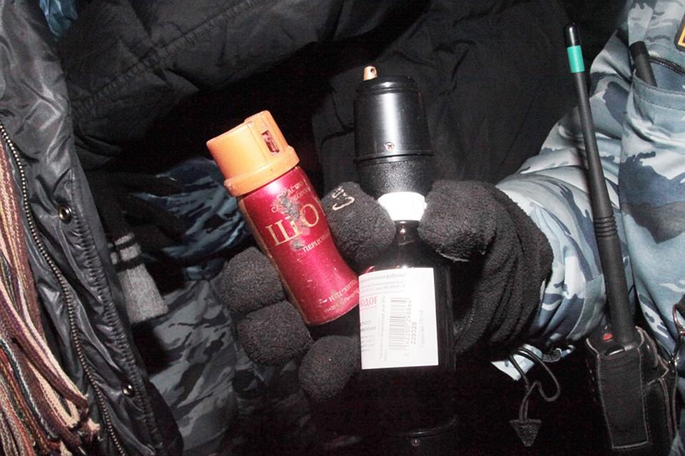 В Кирове совершено нападение на продавца магазина с применением газового баллончика.