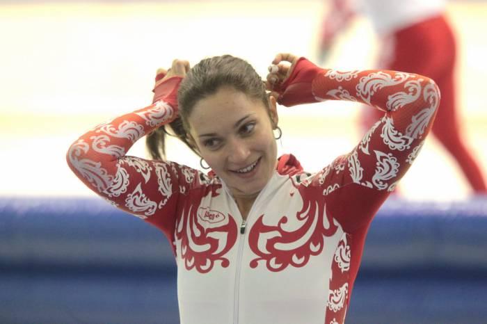 Воспитанницы кировской конькобежной школы выступят на всероссийских соревнованиях.