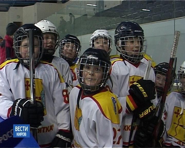 Итоги турнира юных хоккеистов «Надежда»