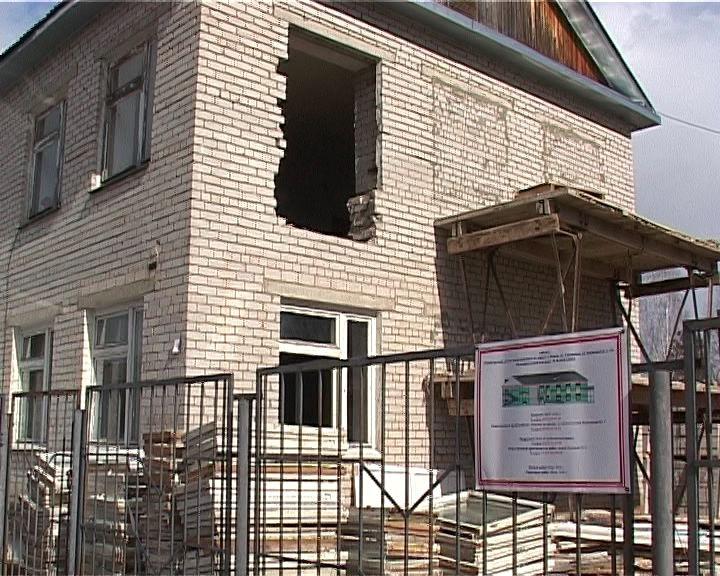 В Сидоровке готовят новое дошкольное учреждение