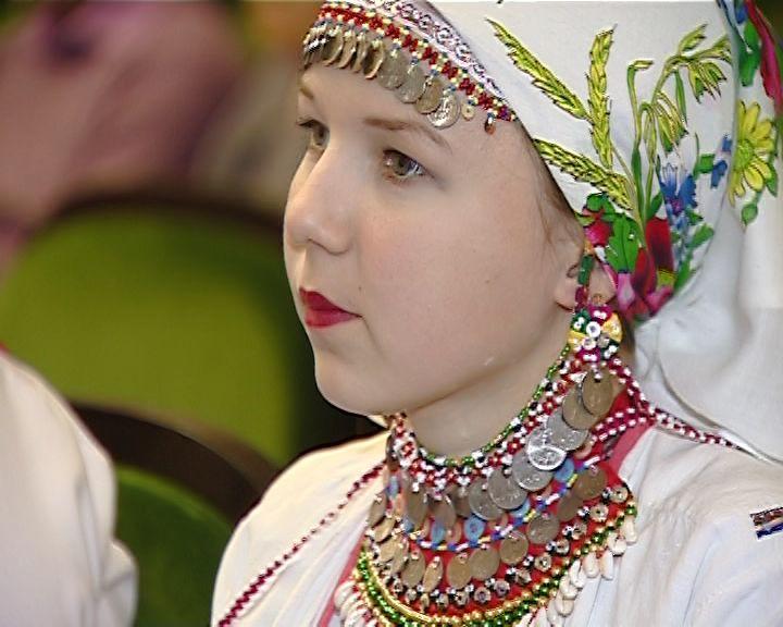 Киров погрузился в традиции и культуры республики Марий Эл