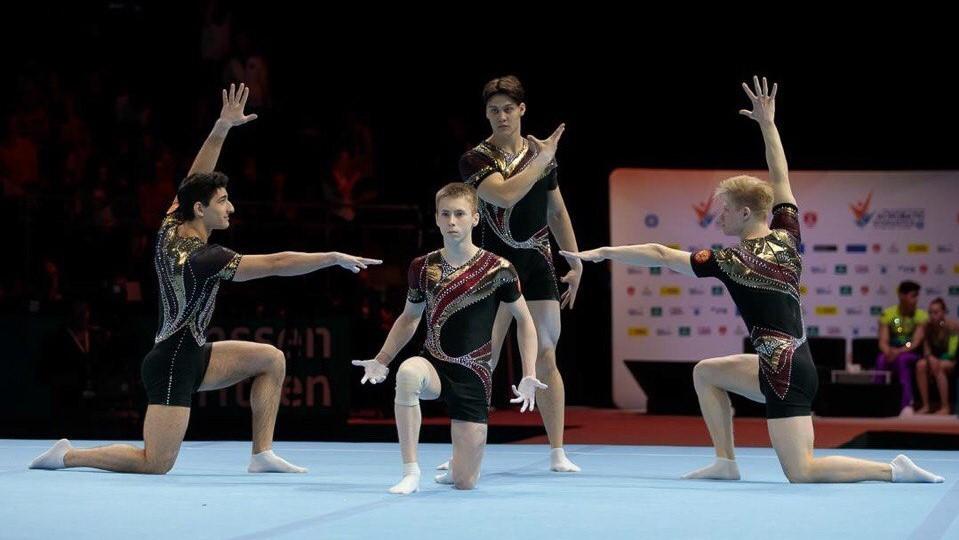 Воспитанник СШОР № 1 г. Кирова стал бронзовым призером Чемпионата мира по спортивной акробатике.