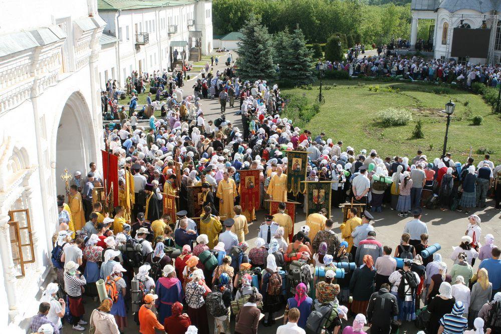 Началась подготовка к  Великорецкому крестному ходу