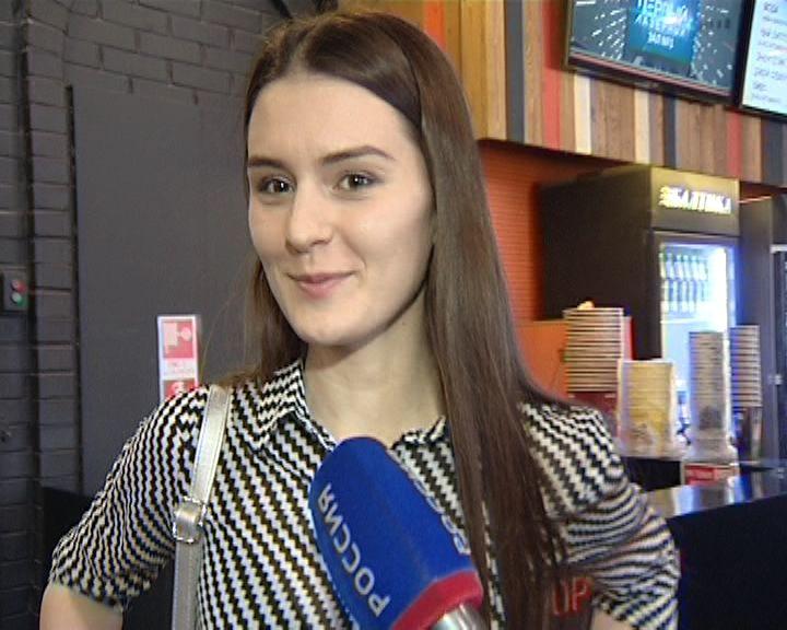 Кировчане смотрят фильм «Тренер»