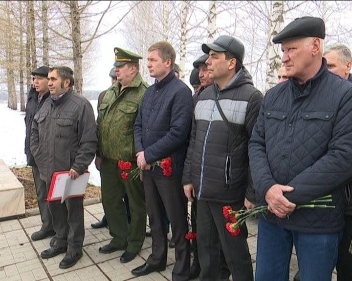 В регионе вспоминают жертв аварии на Чернобыльской АЭС