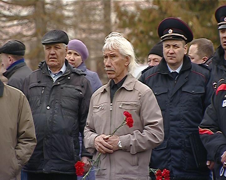 Кировчане почтили память жертв Чернобыльской катастрофы