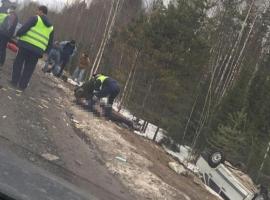 В Оричевском районе столкнулись