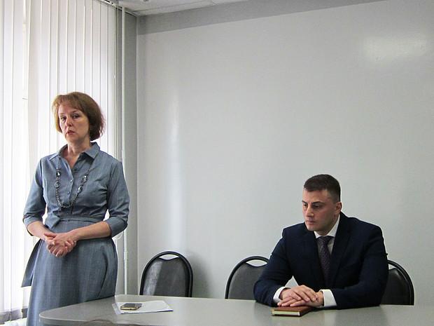 В Кировской городской больнице № 5 назначен новый главный врач.