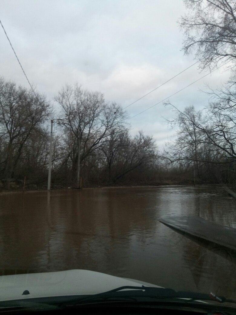 Уровень воды в Вятке в черте Кирова достиг отметки 382 см от нулевого поста.