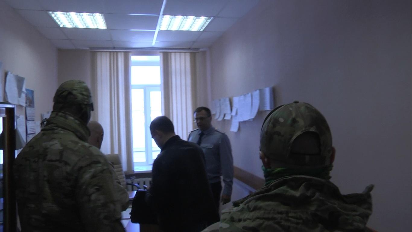 Начальник отдела тылового обеспечения УФСИН по Кировской области задержан по подозрению в коррупции (ВИДЕО).