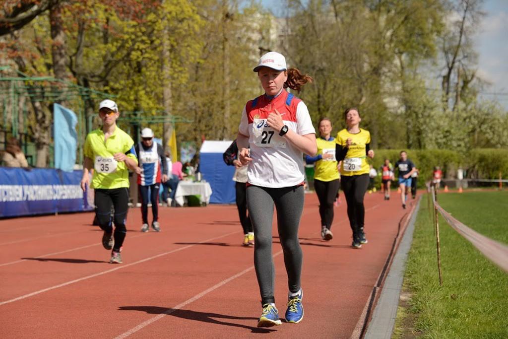 Кировская бегунья стала призёром престижных всероссийских стартов.