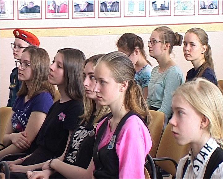 Кировские школьники выдержали марафон на знание русского языка