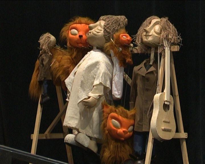 В Кировском театре кукол поселился