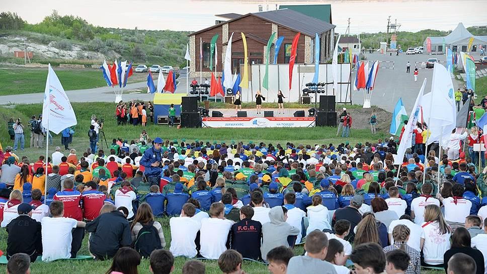 На «Туриаде-2018» команда Кировской области стала призером соревнований по велоралли.