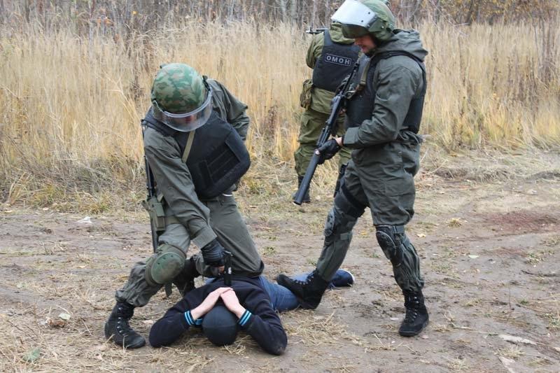 В Уржумском районе в лесу задержали грабителя пенсионерки.