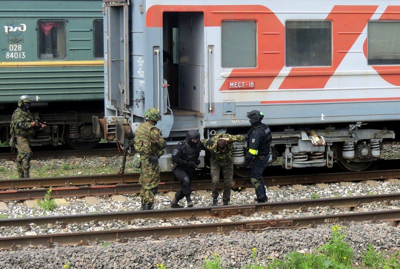 В Кировской области прошли антитеррористические учения.