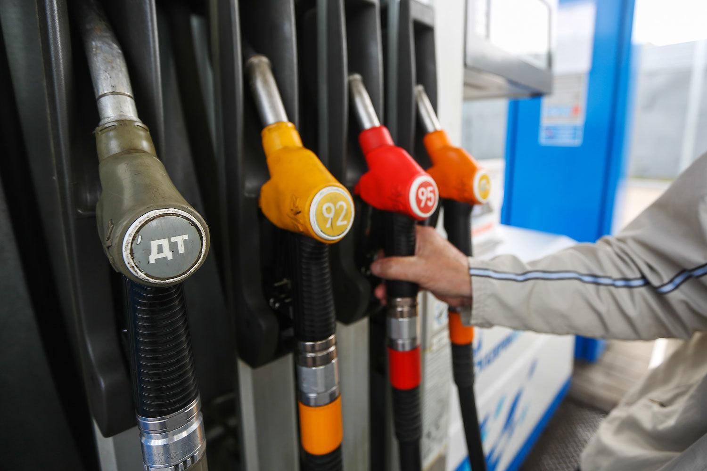 Цены на бензин зафиксируют по состоянию на 30 мая.