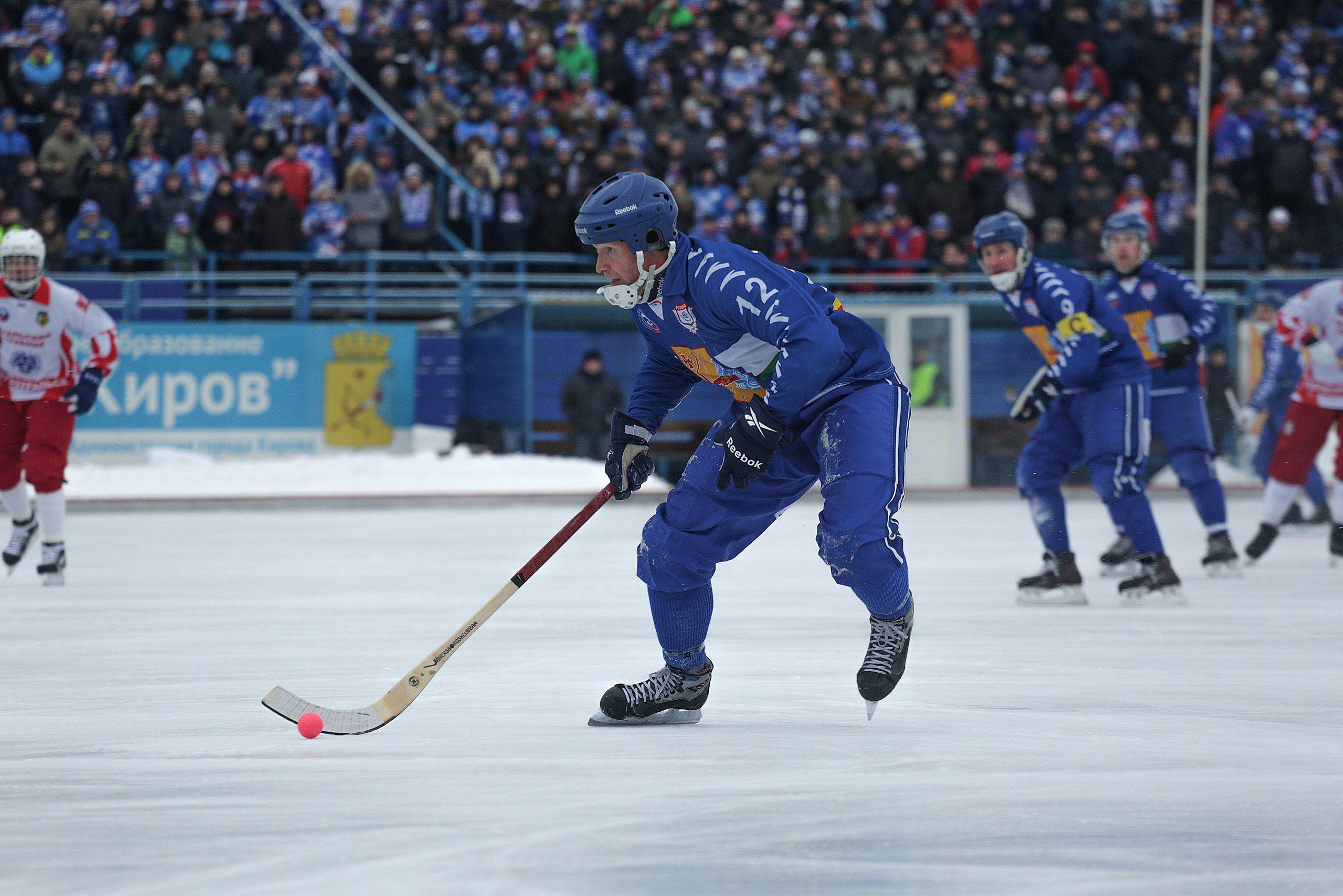 В Федерации хоккея с мячом России обсудили ситуацию в ХК «Родина».