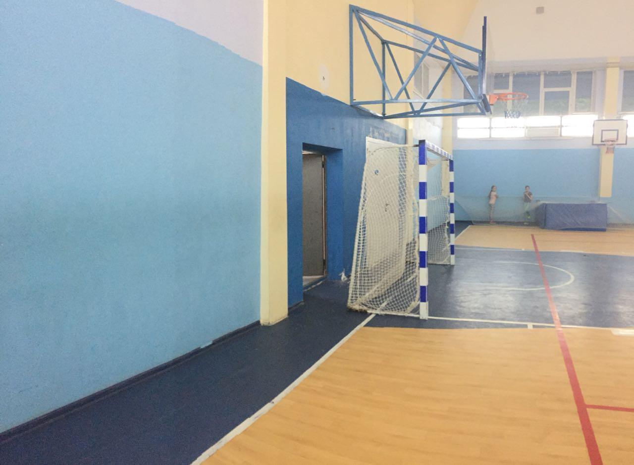 В Кирово-Чепецке на 13-летнего мальчика упали футбольные ворота.