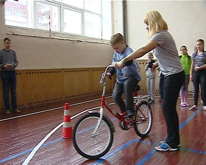 Инспекторы ГИБДД организовали игровые программы о профилактике ДТП с участием детей