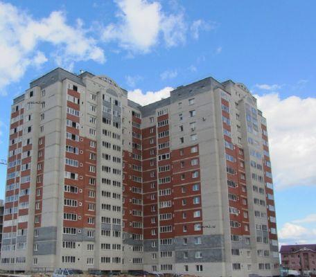 Дольщики долгостроя на улице Зянкина, 9, скоро получат ключи от обещанных квартир.