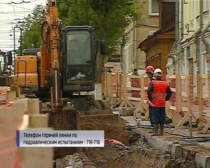 В Кирове без горячей воды остаются почти 600 жилых домов