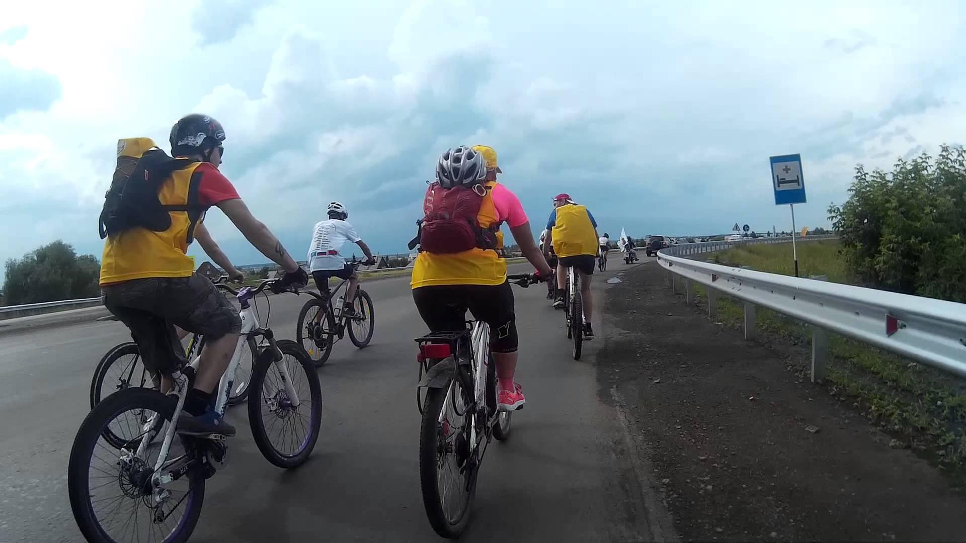В Кировской области побывают участники международного велопробега Санкт-Петербург-Владивосток.