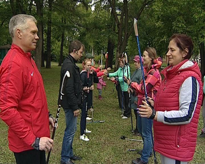 Спортивные мероприятия в Кирове в День города