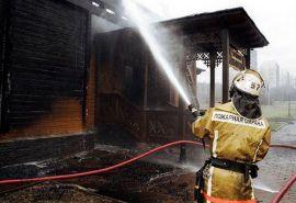 Пожары на выходных унесли жизни двух человек.