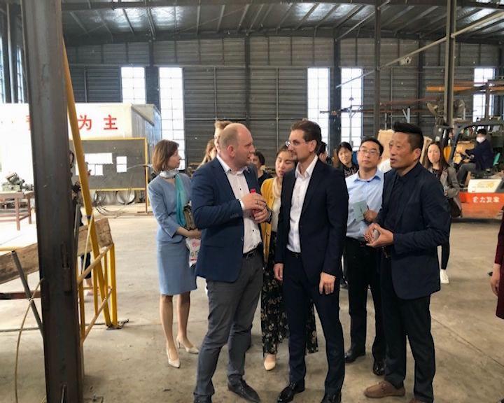 С чем вернулась кировская делегация из деловых поездок в Австрию и Китай