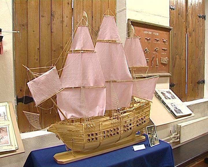 В музее Грина открылась выставка