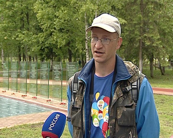 Известный путешественник Иван Ширяев прибыл в Киров
