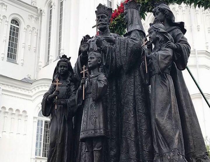 Слушания по установке памятника семье последнего русского императора Николая II