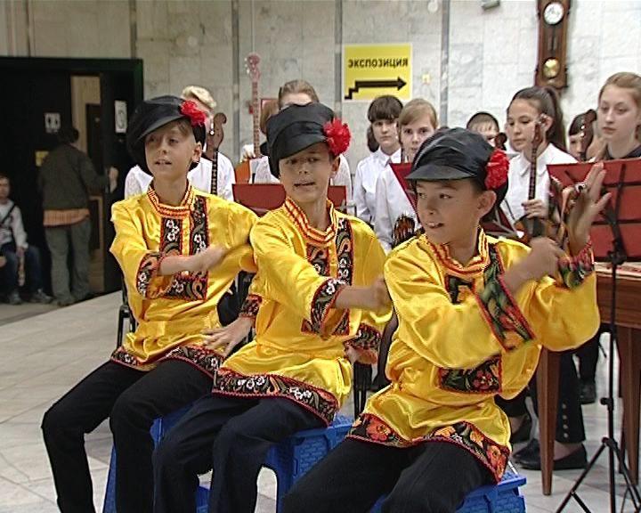 Награждение победителей общероссийского конкурса «50 лучших детских школ искусств»