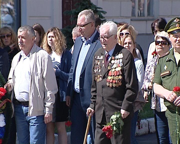 В регионе прошли мероприятия, посвященные дню памяти и скорби