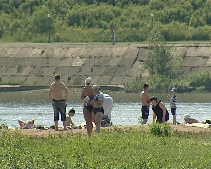 Готов ли городской пляж к купальному сезону?