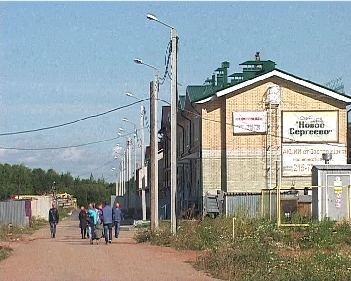 Дольщикам «Новое Сергеево» посоветовали подать в суд иск о банкротстве застройщика.
