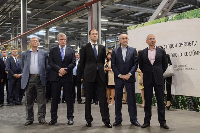 Темпы роста обрабатывающей промышленности Кировской области превысили среднероссийские.