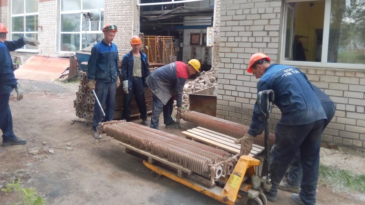 В Нововятском районе горячая вода в ближайшие дни появится в школе-интернате и бане.