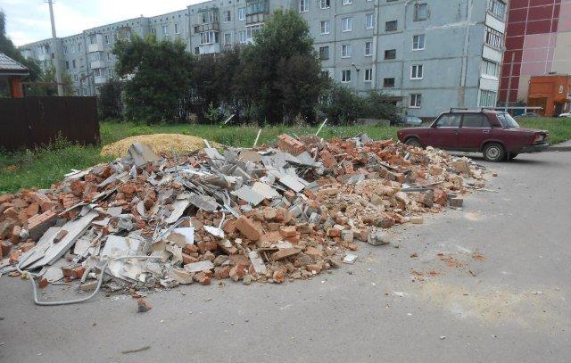 В Кирове нарушителей правил благоустройства оштрафовали на 870 тысяч рублей.