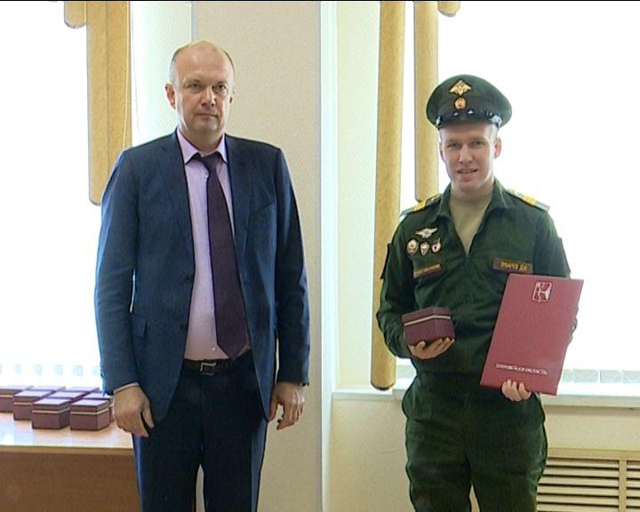 В Кирове подвели итоги весеннего призыва
