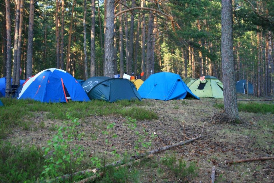 В Кировской области открылся еще один детский лагерь.