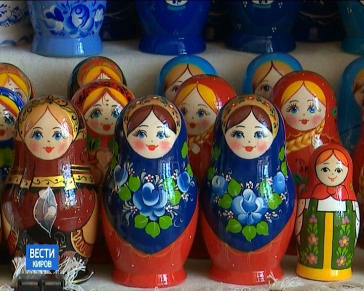 В слободе Вахрино появится музей Вятской матрёшки