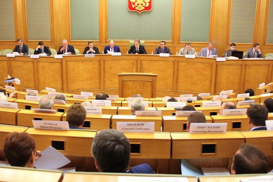 Игорь Васильев принял участие в заседании Правительственной комиссии по региональному развитию.