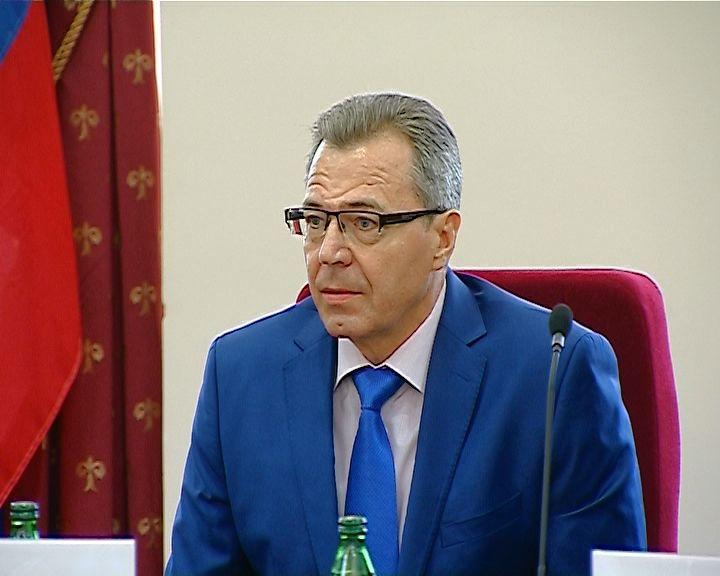 В Кирове официально представили нового председателя областного суда Константина Егорова