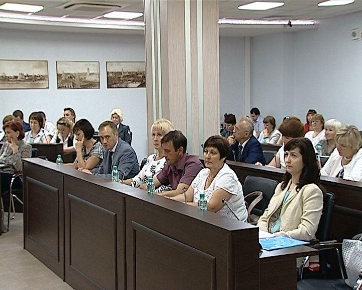 Совещание ассоциации советов муниципальных образований Кировской области