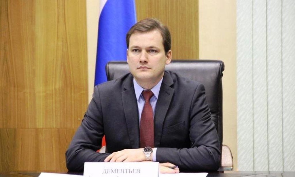 Владимир Климов в режиме видеоконференции принял участие в приеме граждан под руководством Александра Дементьева.