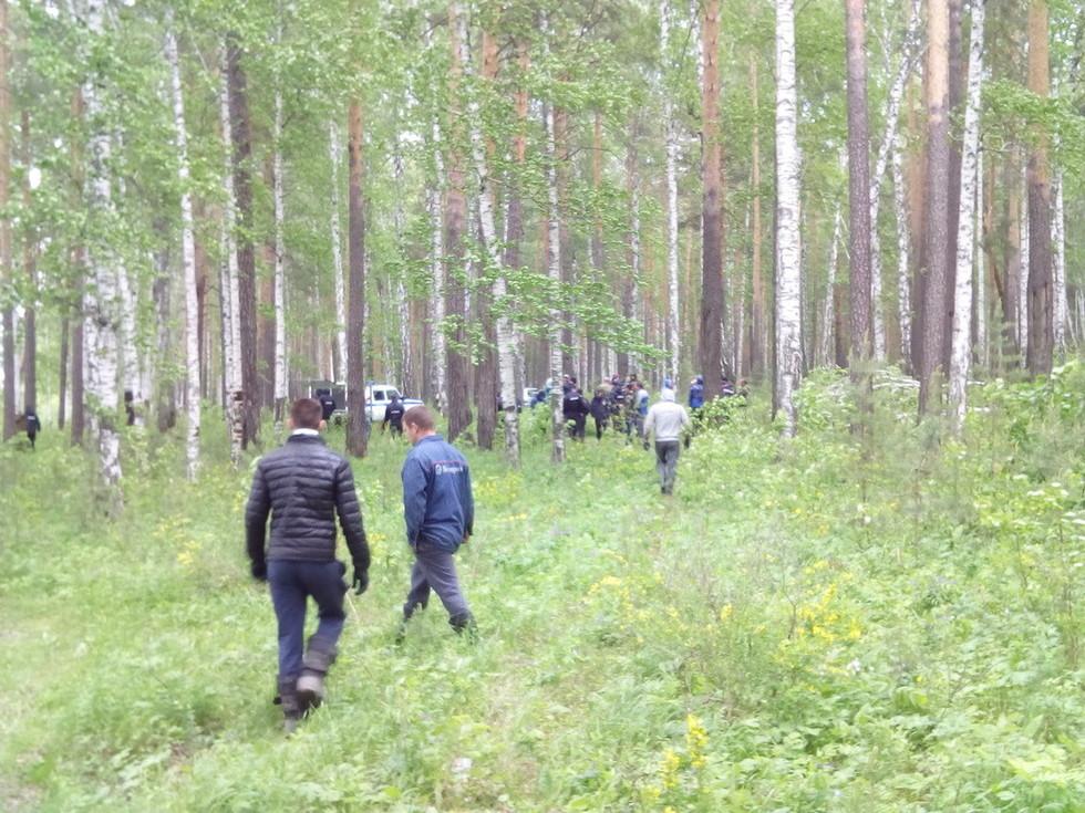 В Верхнекамском районе нашли женщину, пропавшую в лесу четыре дня назад.