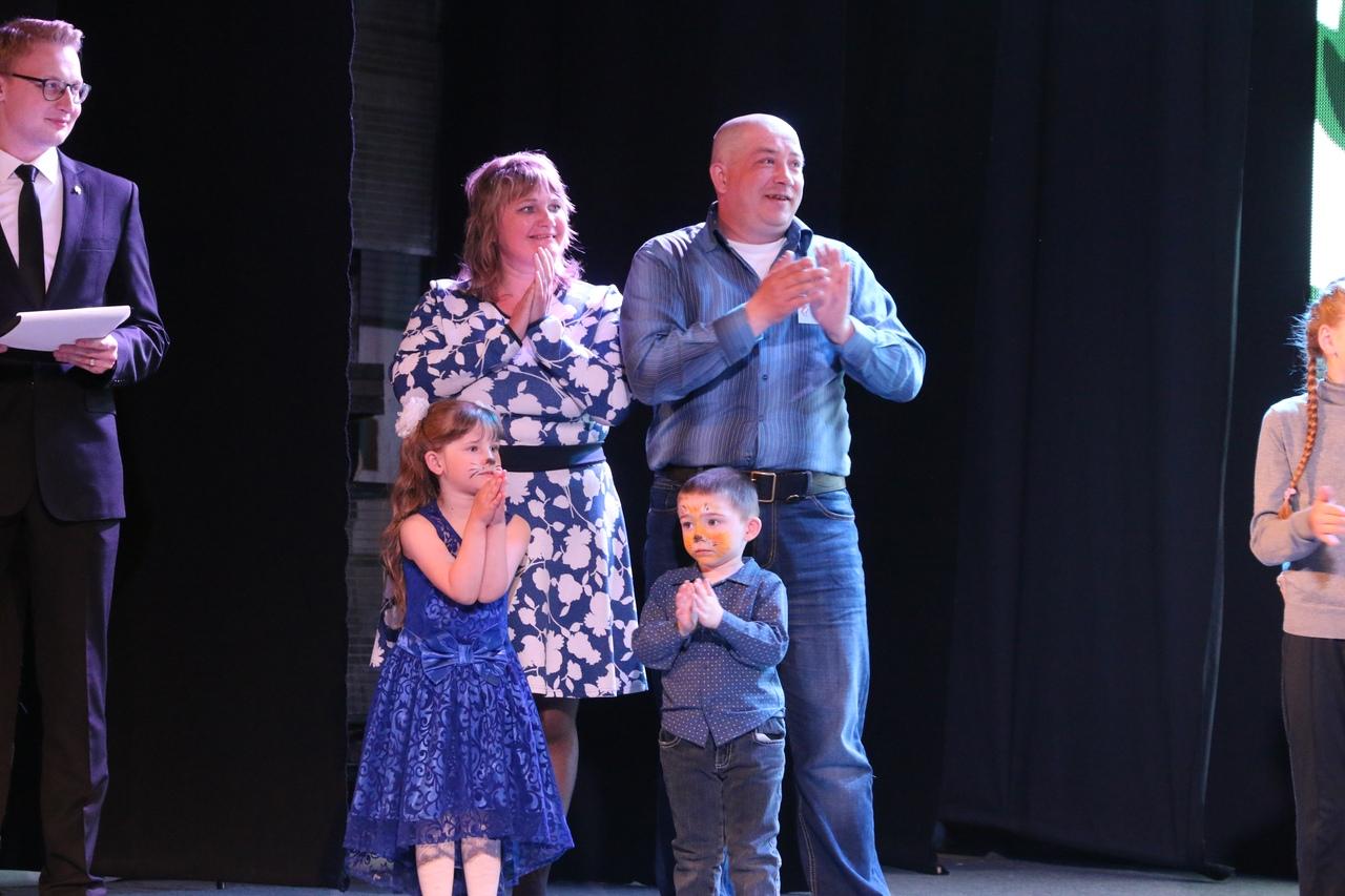 Семья из Зуевского района стала победителем всероссийского конкурса.